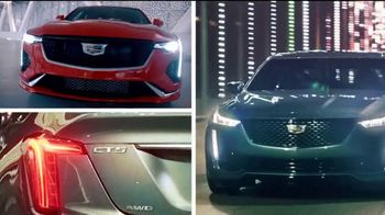 Cadillac TV Spot, 'Brighten Your Drive: New Year' Song by Run the Jewels [T2] - Thumbnail 6