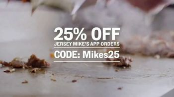 Jersey Mike's TV Spot, 'Craving Into Saving: 25% Off' - Thumbnail 6