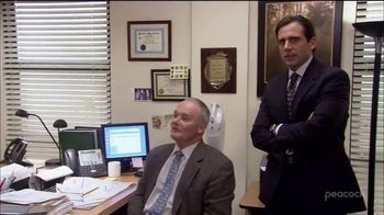 Peacock TV TV Spot, 'The Office'