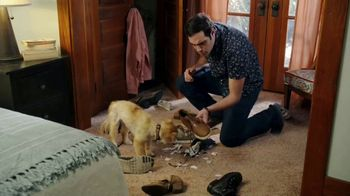 GEICO TV Spot, 'Puppy Bowl: Trouble' - Thumbnail 5
