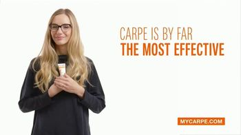 Carpe TV Spot, 'Dr. Beth Goldstein: 30% Off' - Thumbnail 4