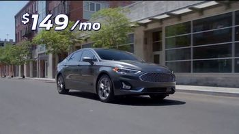 2020 Ford Fusion TV Spot, 'Drive Into the New Year: Fusion' [T2] - Thumbnail 9
