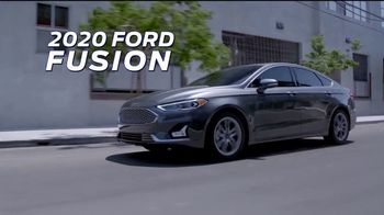 2020 Ford Fusion TV Spot, 'Drive Into the New Year: Fusion' [T2] - Thumbnail 2