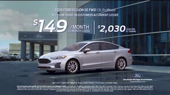 2020 Ford Fusion TV Spot, 'Drive Into the New Year: Fusion' [T2] - Thumbnail 6