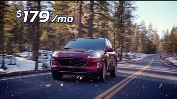 2020 Ford Escape TV Spot, 'Drive Into the New Year: Escape' [T2] - Thumbnail 7