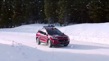 2020 Ford Escape TV Spot, 'Drive Into the New Year: Escape' [T2] - Thumbnail 2