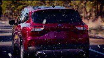 2020 Ford Escape TV Spot, 'Drive Into the New Year: Escape' [T2] - Thumbnail 6
