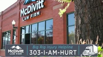McDivitt Law Firm, P.C. TV Spot, 'Untold Amounts of Damage' - Thumbnail 6