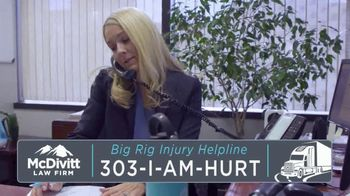 McDivitt Law Firm, P.C. TV Spot, 'Untold Amounts of Damage' - Thumbnail 8