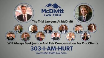 McDivitt Law Firm, P.C. TV Spot, 'Attention Insurance Companies' - Thumbnail 10