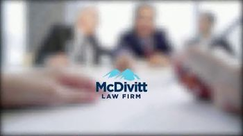 McDivitt Law Firm, P.C. TV Spot, 'Attention Insurance Companies' - Thumbnail 4
