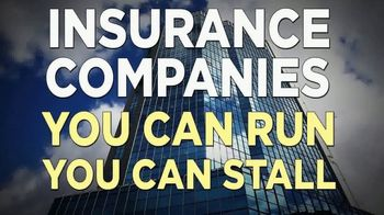 McDivitt Law Firm, P.C. TV Spot, 'Attention Insurance Companies' - Thumbnail 8