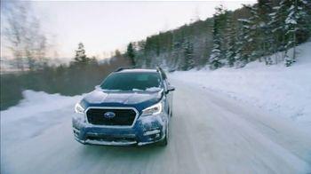 2021 Subaru Ascent TV Spot, 'Best Winter Ever: Ascent' [T2] - Thumbnail 1