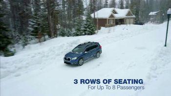 2021 Subaru Ascent TV Spot, 'Best Winter Ever: Ascent' [T2] - Thumbnail 5