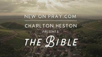 Pray, Inc. TV Spot, 'Odyssey' Featuring Charlton Heston - Thumbnail 1