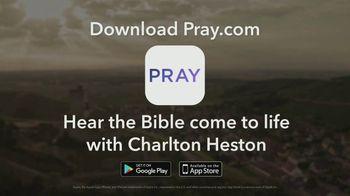 Pray, Inc. TV Spot, 'Odyssey' Featuring Charlton Heston - Thumbnail 4