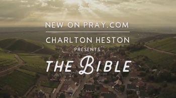 Pray, Inc. TV Spot, 'Odyssey' Featuring Charlton Heston - Thumbnail 2
