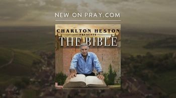 Pray, Inc. TV Spot, 'Odyssey' Featuring Charlton Heston - 21 commercial airings
