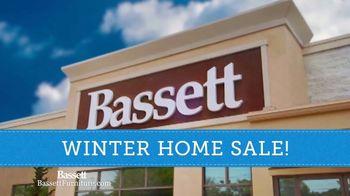 Bassett Winter Home Sale TV Spot, '40% Off Any One Item' - Thumbnail 2