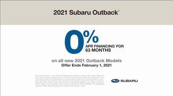 Subaru TV Spot, 'Rankings' [T2] - Thumbnail 6