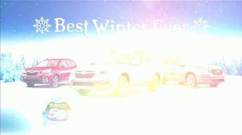 Subaru TV Spot, 'Best Winter Ever' [T2] - Thumbnail 8