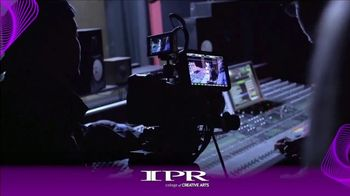 Institute of Production and Recording TV Spot, 'College of Creative Arts: Don't Just Study'