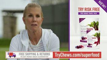 SuperBeets Soft Chews TV Spot, 'SuperBeets Chews Heart Health'