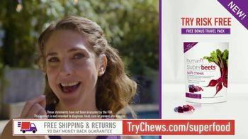 SuperBeets Soft Chews TV Spot, 'SuperBeets Chews Heart Health' - Thumbnail 2