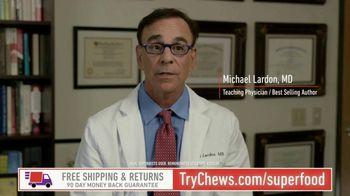 SuperBeets Soft Chews TV Spot, 'SuperBeets Chews Heart Health' - Thumbnail 3