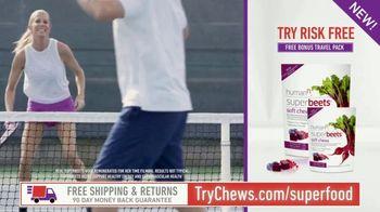 SuperBeets Soft Chews TV Spot, 'SuperBeets Chews Heart Health' - Thumbnail 8