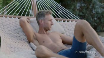 Tommy John Hammock Pouch Underwear TV Spot, 'Superior Support'