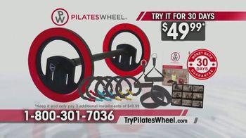 Pilates Wheel TV Spot, 'Stuck at Home?' - Thumbnail 8