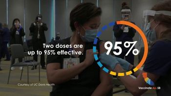 Sierra Health Foundation TV Spot, 'Vaccines Have Arrived'
