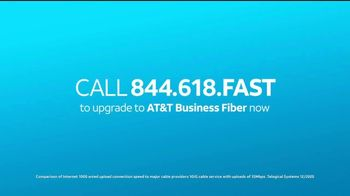 AT&T Business Fiber TV Spot, 'Bandwidth' - Thumbnail 10