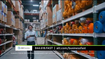 AT&T Business Fiber TV Spot, 'Bandwidth' - Thumbnail 4
