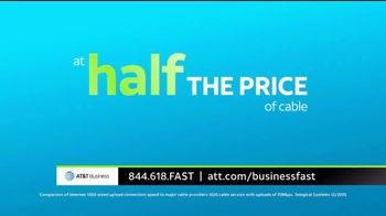AT&T Business Fiber TV Spot, 'Bandwidth' - Thumbnail 5
