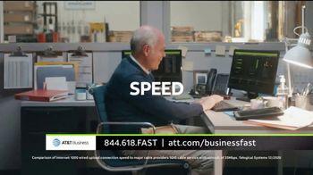 AT&T Business Fiber TV Spot, 'Bandwidth' - Thumbnail 7