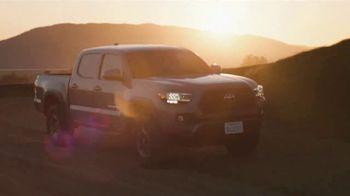 Toyota TV Spot, 'Capability and Durability' [T2] - Thumbnail 6