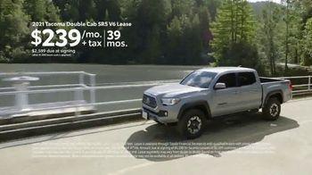 Toyota TV Spot, 'Capability and Durability' [T2] - Thumbnail 7