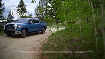 Toyota TV Spot, 'Capability and Durability' [T2] - Thumbnail 8