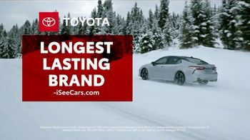 Toyota Certified Used Vehicles TV Spot, 'It Stands to Reason: Snow' [T2] - Thumbnail 2