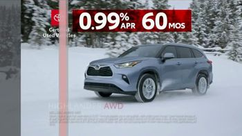 Toyota Certified Used Vehicles TV Spot, 'It Stands to Reason: Snow' [T2] - Thumbnail 7