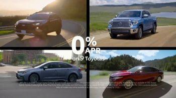 Toyota TV Spot, 'Enjoy the Journey' [T2] - Thumbnail 6