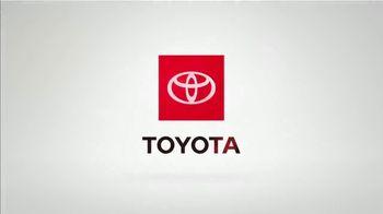 Toyota TV Spot, 'Dear Winter: Bundle Up' [T1] - Thumbnail 7