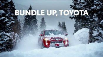 Toyota TV Spot, 'Dear Winter: Bundle Up' [T1] - Thumbnail 6