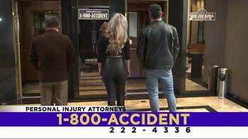 1 800 Accident TV Spot, 'Size Matters' - Thumbnail 1