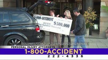 1 800 Accident TV Spot, 'Size Matters' - Thumbnail 10