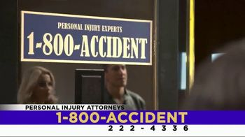 1 800 Accident TV Spot, 'Size Matters' - Thumbnail 3
