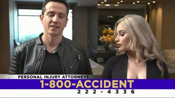 1 800 Accident TV Spot, 'Size Matters'