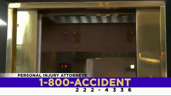 1 800 Accident TV Spot, 'Size Matters' - Thumbnail 7